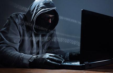 The snow hacker - illustration