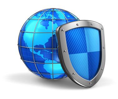 Website shield