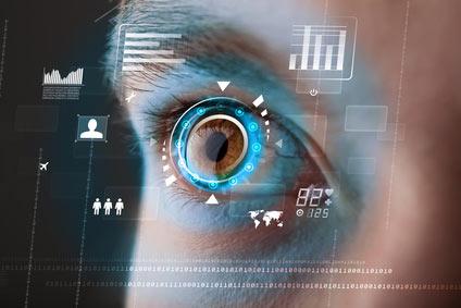 Retina authentication