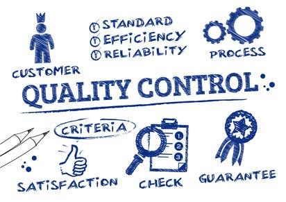 Quality Control - web applications