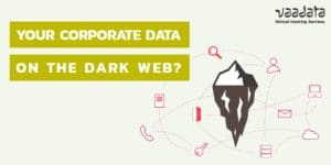 Corporate data dark web