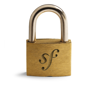 Symfony security padlock