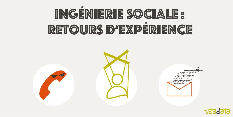 Ingénierie sociale : retours d'expérience