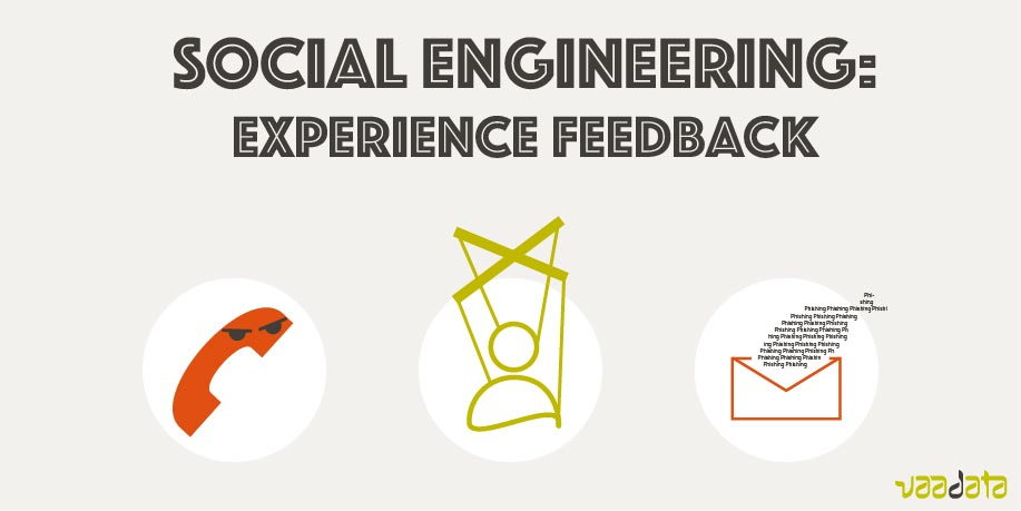 Social Engineering: Experience Feedback