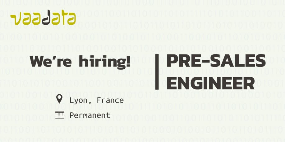 pre-sales engineer